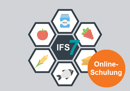 Online-Seminar: Fit für IFS Food Version 7!